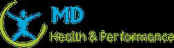 MD – Health & Performance Logo
